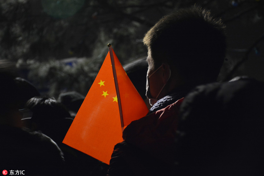 China: Shifting from a participant to a leader of the new world order