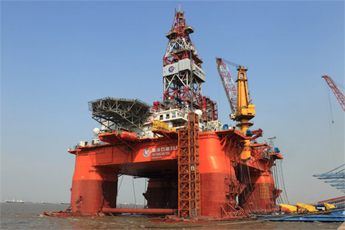 The cooperation includes offshore oil and gas exploitation equipment, underwater robotics as well as scientific utilization of the Arctic passages. [File photo: baidu.com]